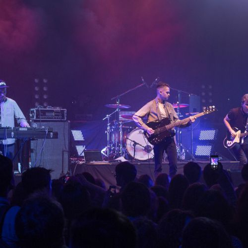 Концерт групп Super Besse и Motorama в Минске