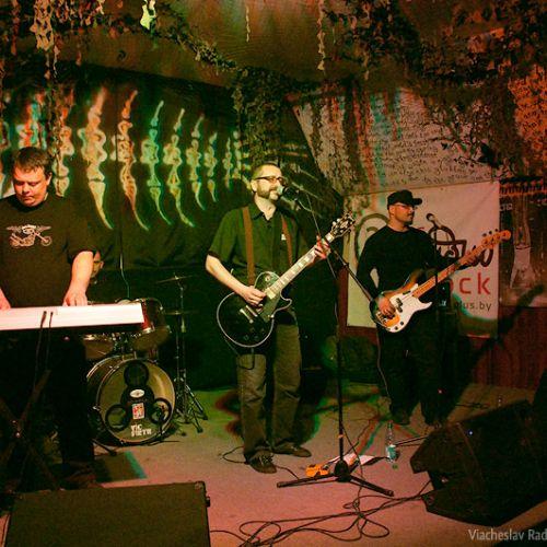 Первомайский концерт The UNB в Jolly Roger Cafe