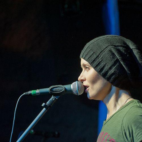 Сольный концерт Анастасии Шпаковской