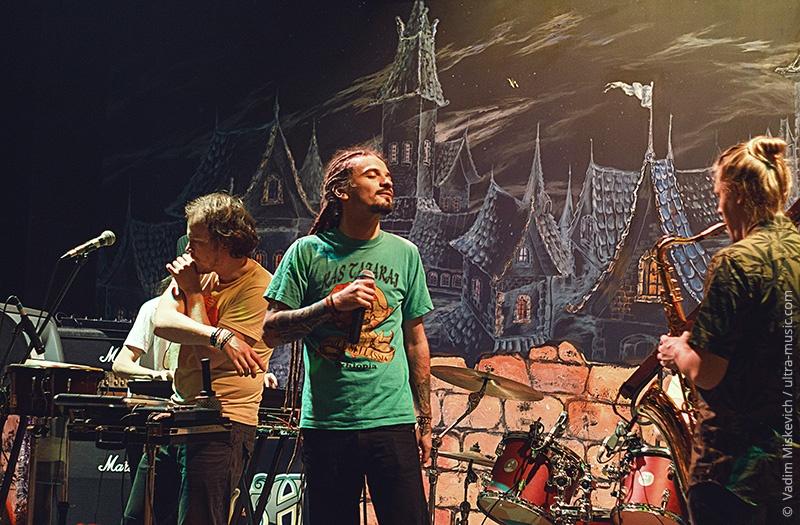 Концерт группы «Аддис Абеба»