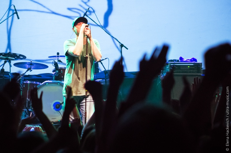 Концерт группы «Бумбокс» в Минске