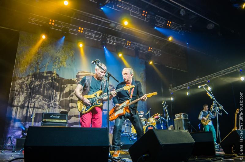Концерт группы «Чайф» в Минске