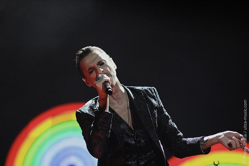Концерт Depeche Mode в Минске