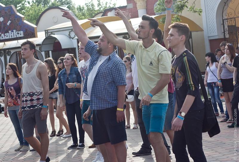 Финал Emergenza Belarus 2013