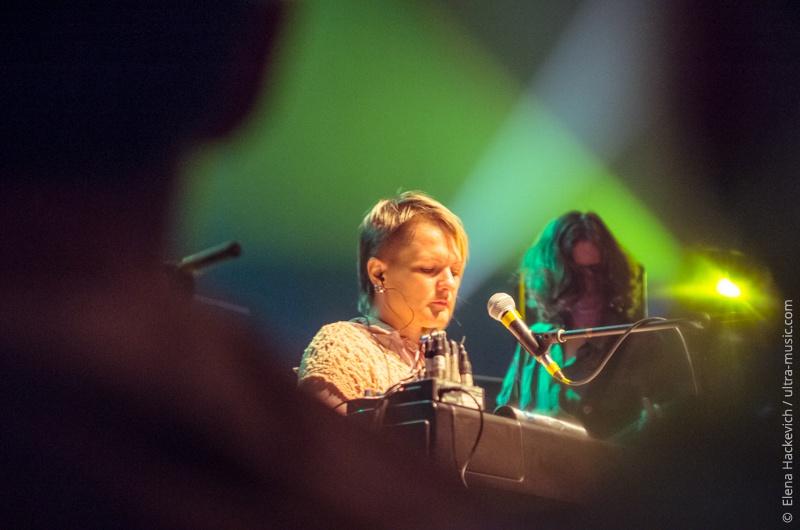 Концерт группы Flёur