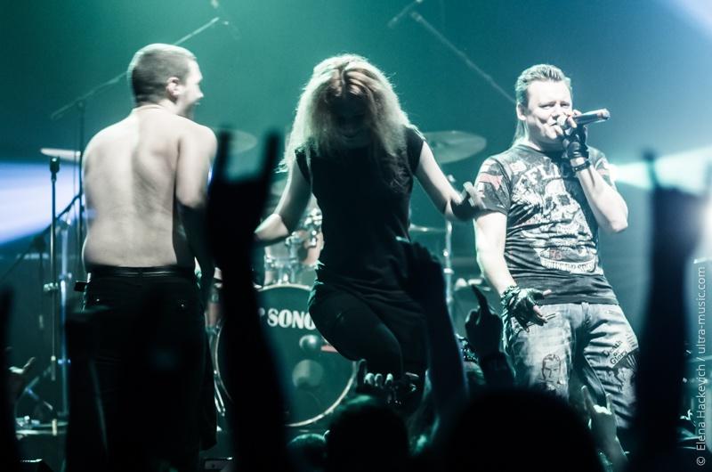 Концерт группы «КняZz»