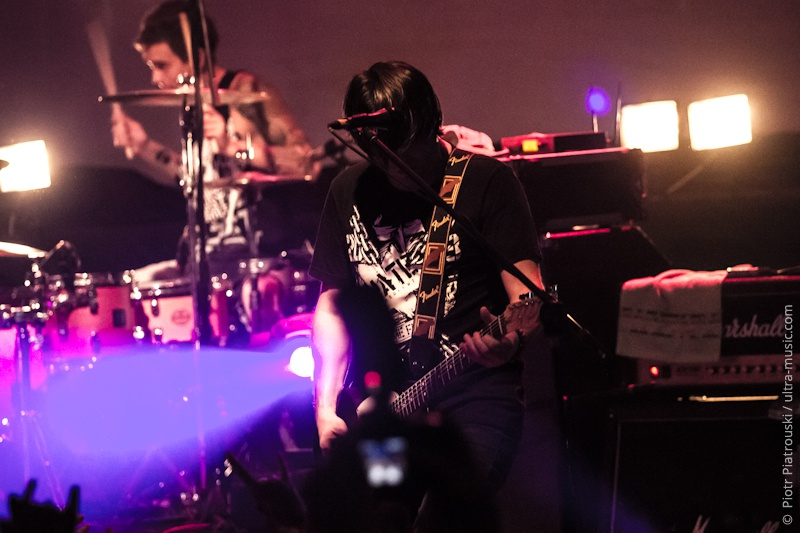 Концерт группы Louna в Минске