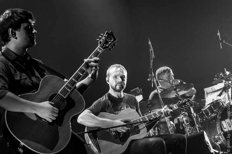 Акустический концерт группы Lumen в Минске