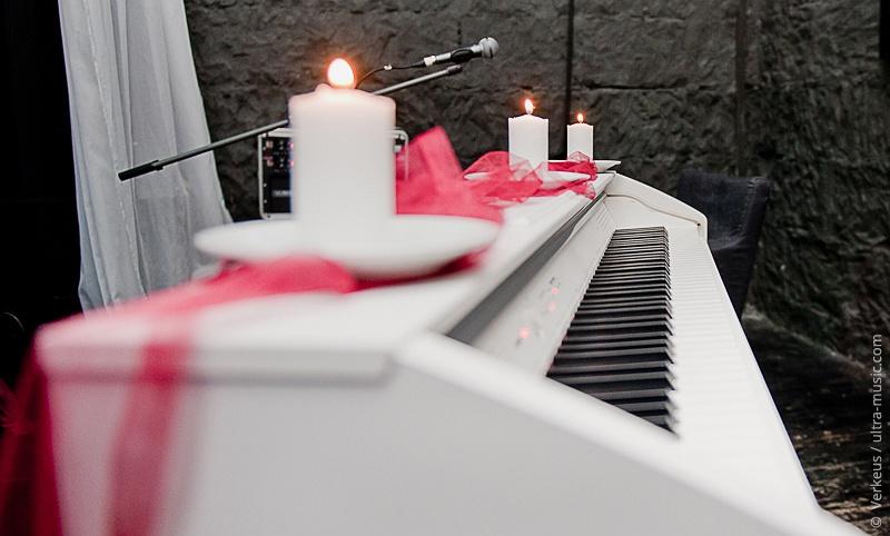 Презентация альбома Naka Piano