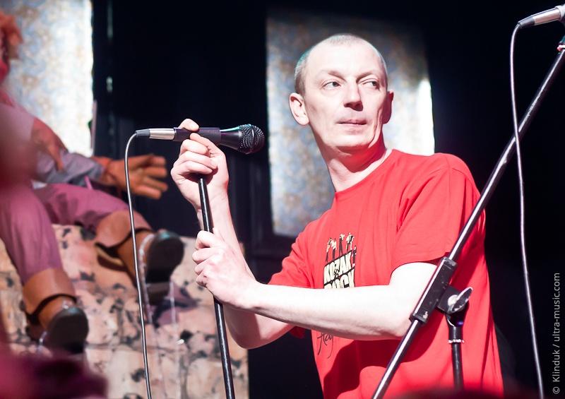 Концерт-трибьют Neuro Dubel