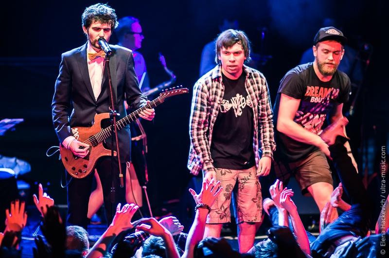 Концерт Noize MC в Минске