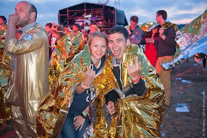 Концерт групп Harotnica и N.R.M. на Heineken Open'er Festival 2013