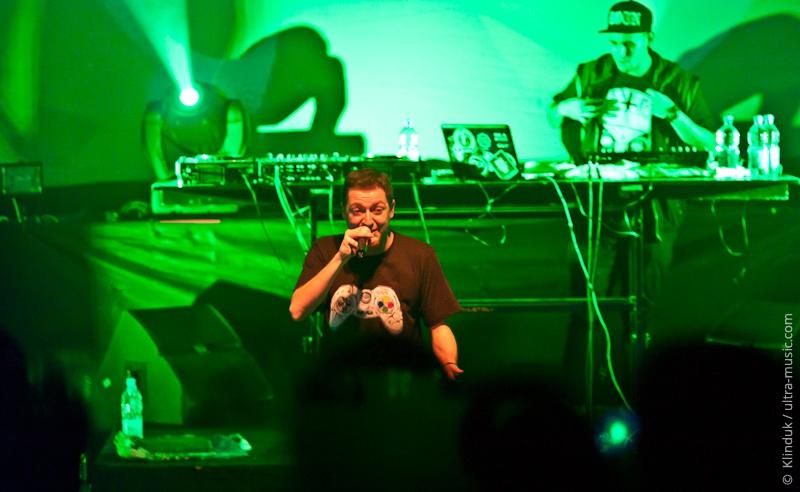 Концерт Oxxxymiron в Минске