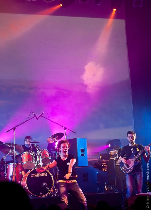Презентация нового альбома группы S°unduk