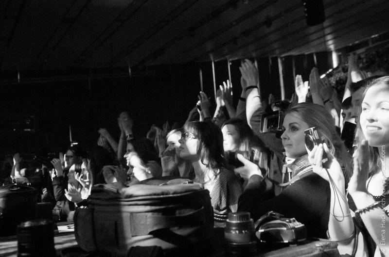 Концерт группы «Сплин» в Минске