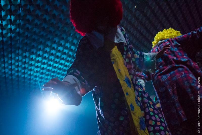 Презентация альбома группы Stardust Circus