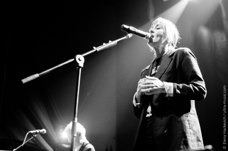 Концерт Сюзанн Вега в Минске