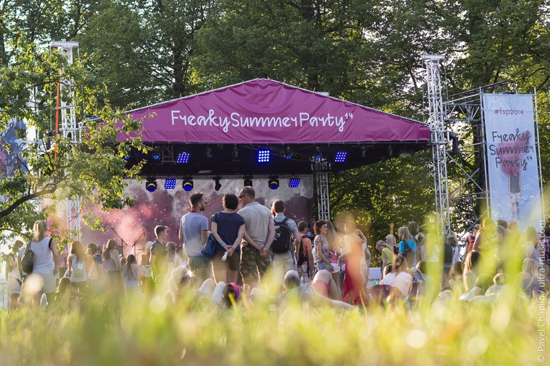 Freaky Summer Party 2014
