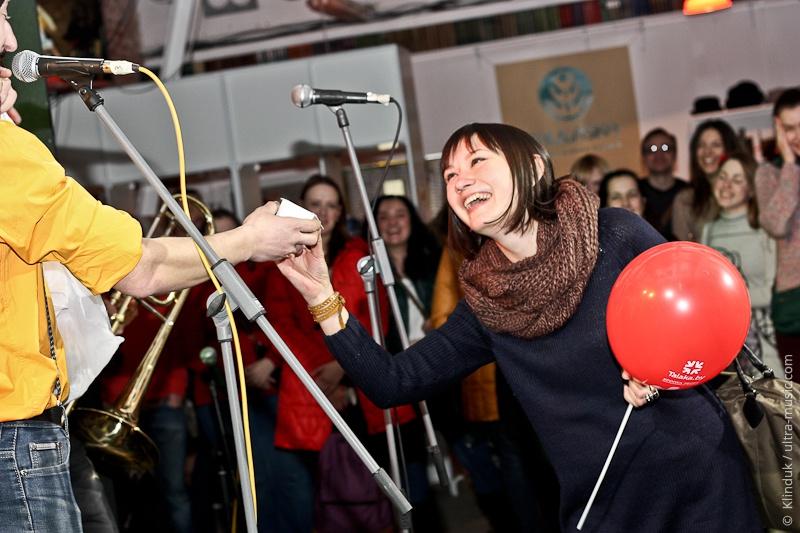 Музыкальный марафон «Talaka.Party: Музычны цэх»