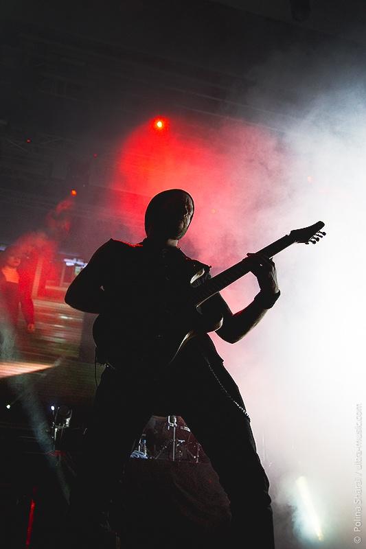 Концерт группы Within Temptation в Минске