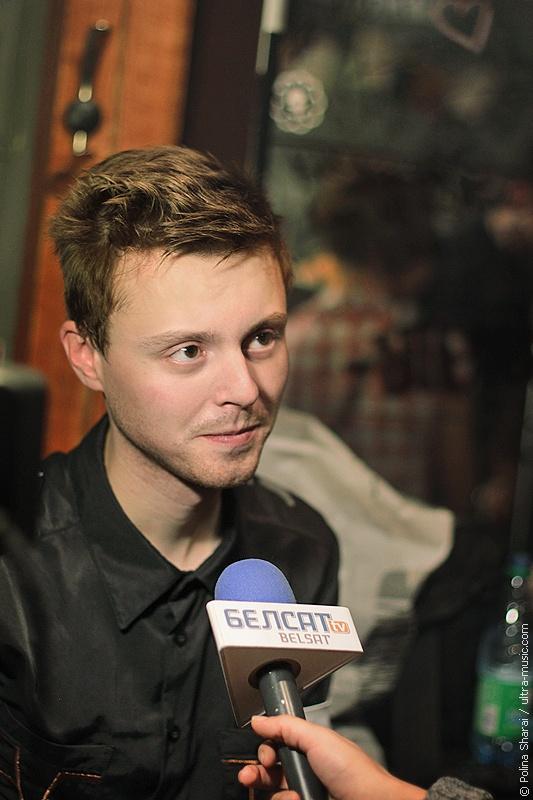 Вялікі сольны канцэрт гурта Akute у Мінску