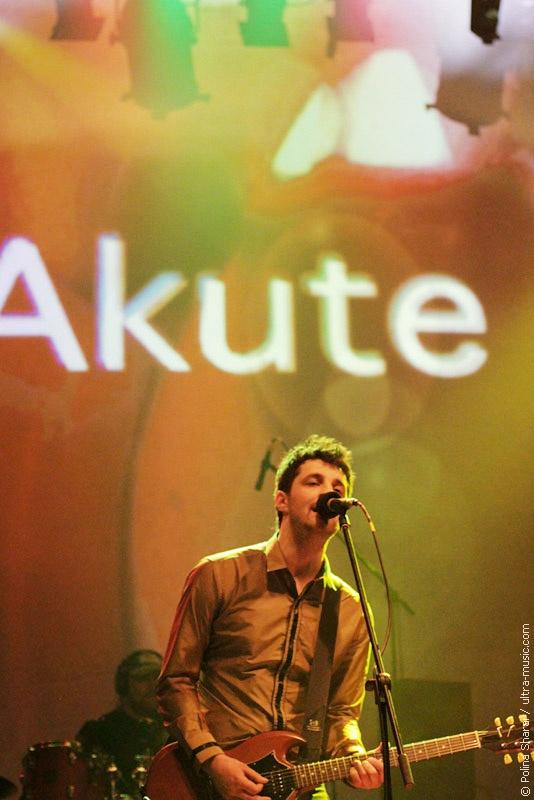 Прэзентацыя новага альбому Akute