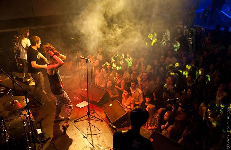 Концерт Alai Oli в Минске