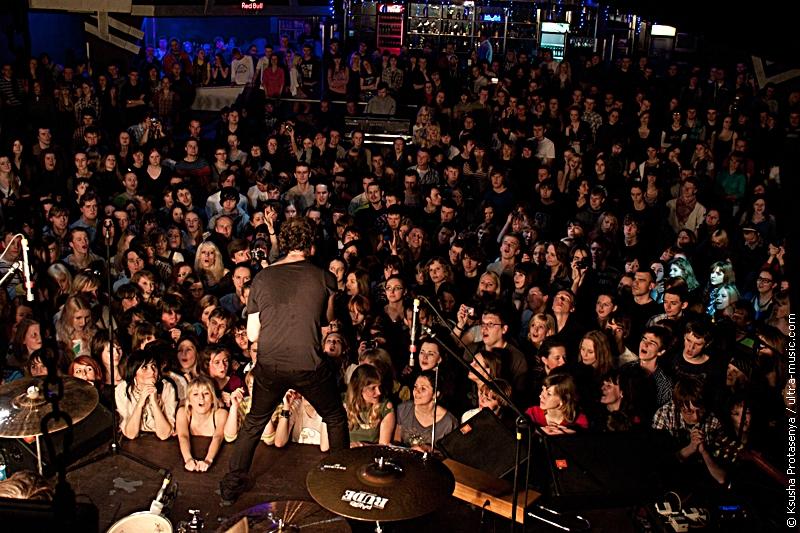 Концерт Animal ДжаZ в Минске