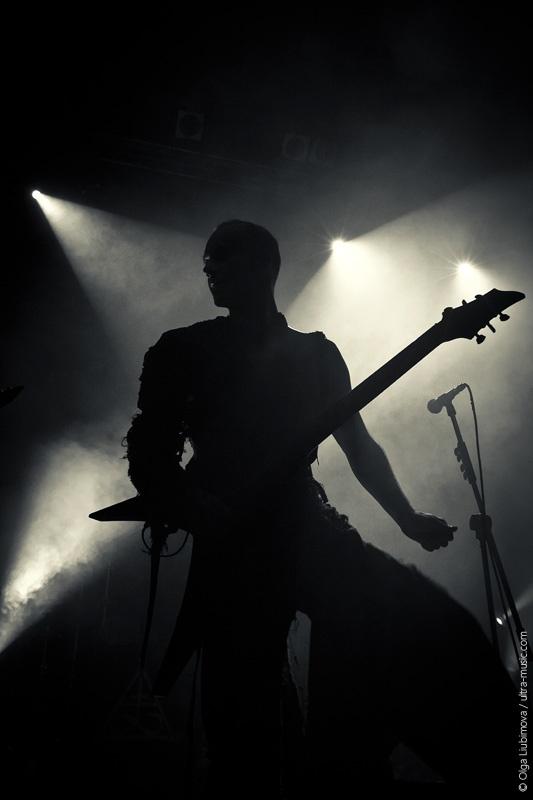Концерт группы Behemoth в Минске