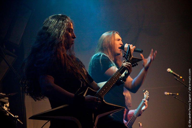 Концерт группы Aillion в Минске