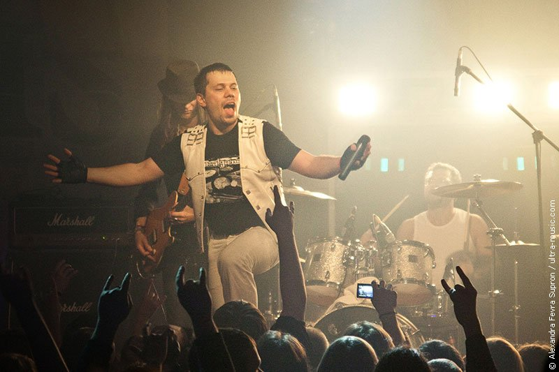 Концерт группы Amalgama в Минске