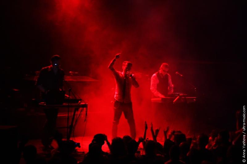 Концерт Covenant в Минске