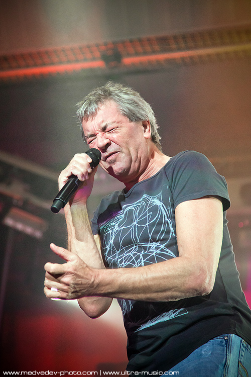 Концерт Deep Purple в Минске