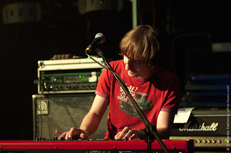 EMERGENZA 2011, Минск, No Comment Band