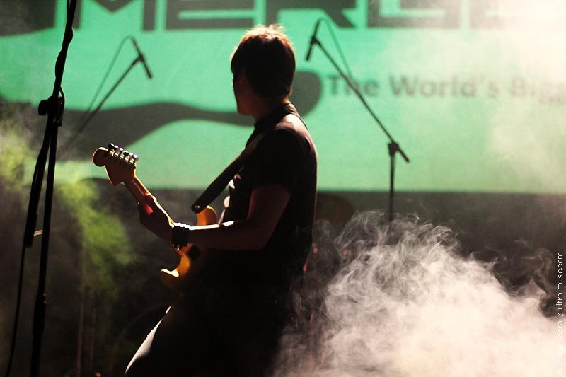 Первый полуфинал Emergenza 2012