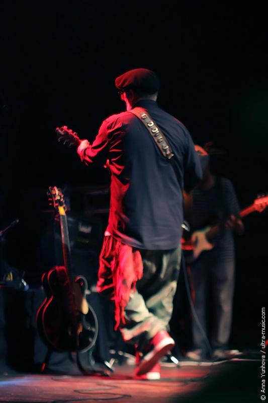 Концерт Everlast в Минске