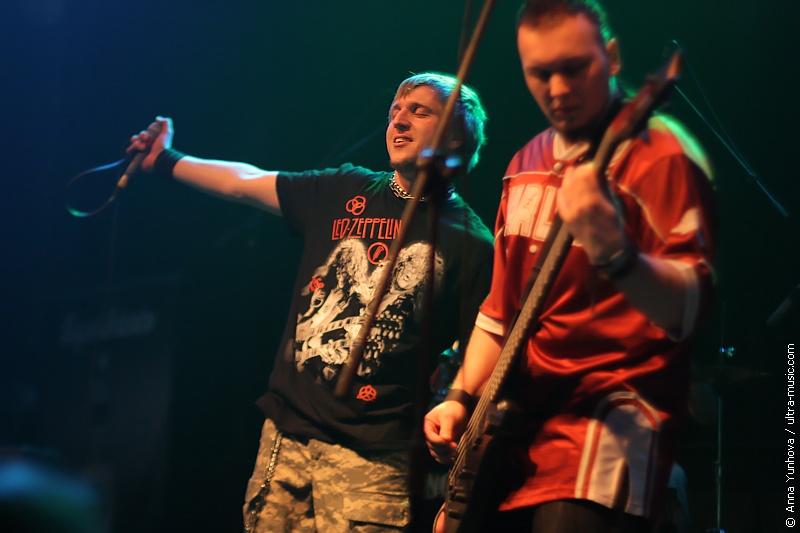 Метал-шоу Hard Life-Heavy Music 2012