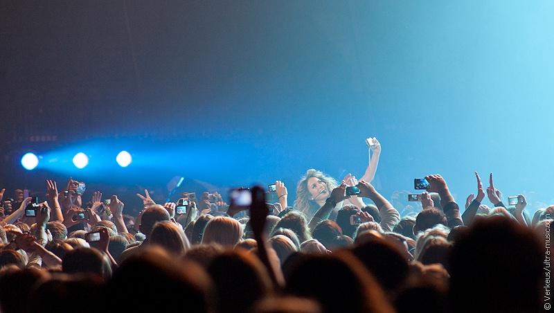 Концерт Дженнифер Лопес в Минске