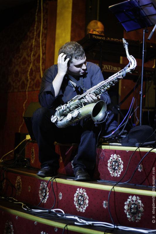 Фестиваль белорусского джаза JAZZCPEDA. Real Jazz Band