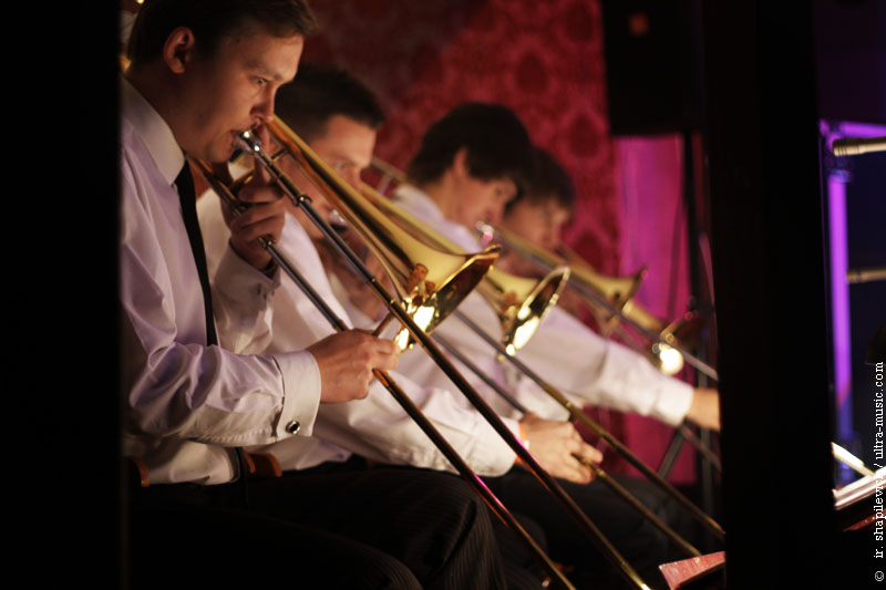 Фестиваль белорусского джаза JAZZCPEDA. Symphonic Drive Orchestra