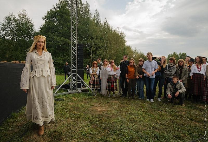 Фестываль «Камяніца 2012»