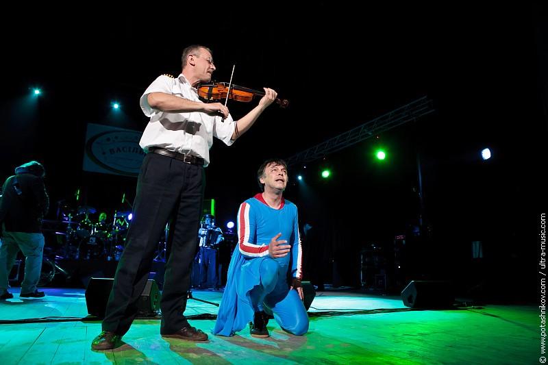 Эмир Кустурица и The No Smoking Orchestra в Минске