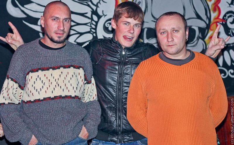 Концерт группы «Чёрный Лукич»