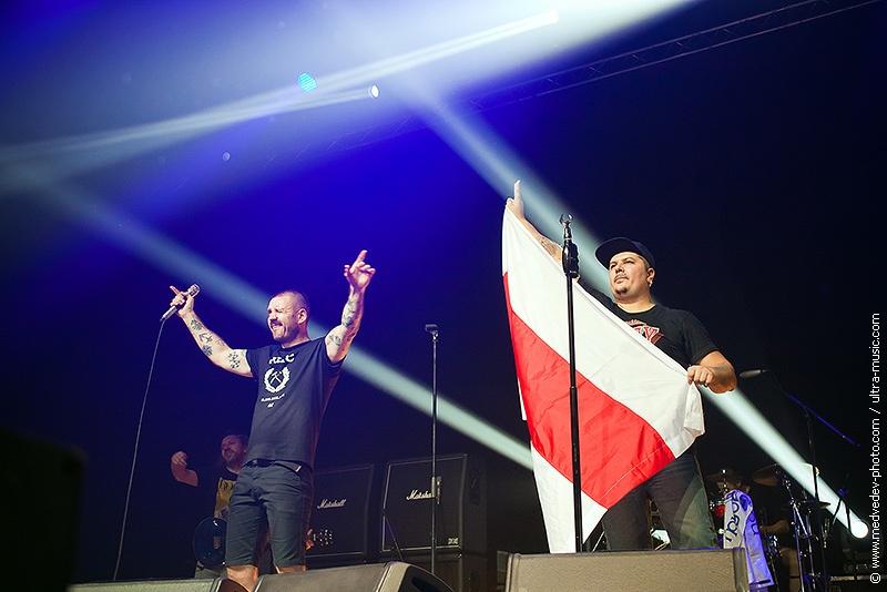 Концерт группы «Ляпис Трубецкой» в Вильнюсе