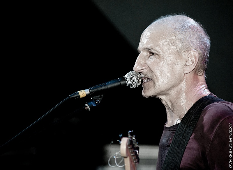 Концерт Петра Мамонова в Минске