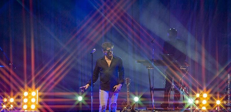 Сольный концерт Мортена Харкета