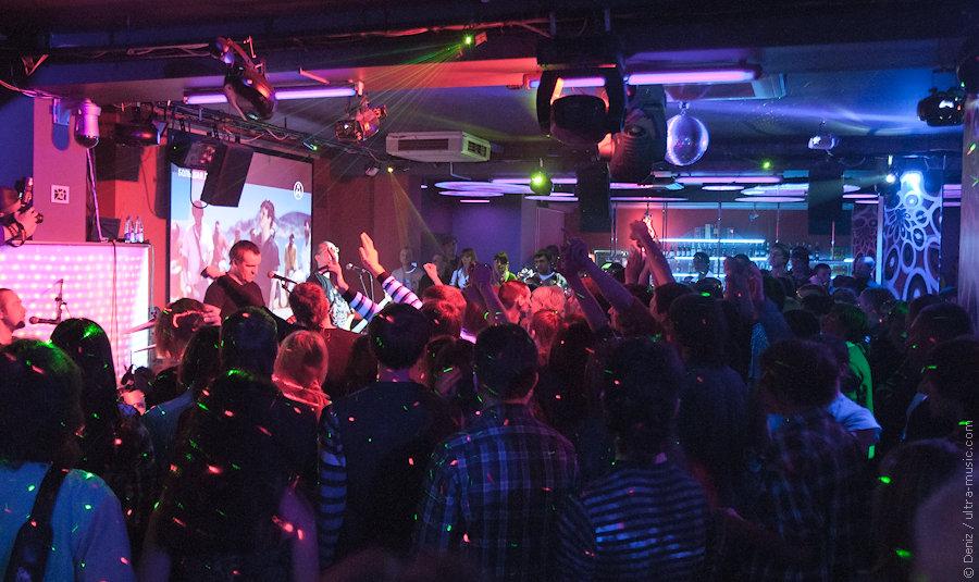 Концерт N.R.M. в Полоцке