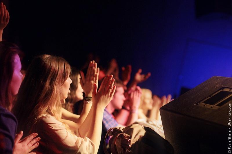 Концерт группы «Обе две» в Минске