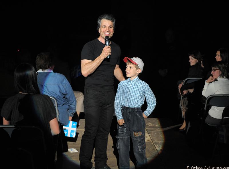 Концерт Брюно Пельтье в Минске