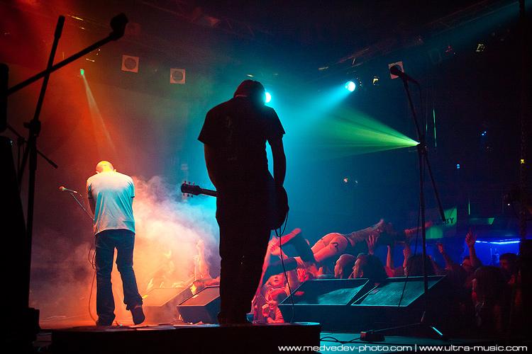 Презентация нового альбома группы «Петля Пристрастия»